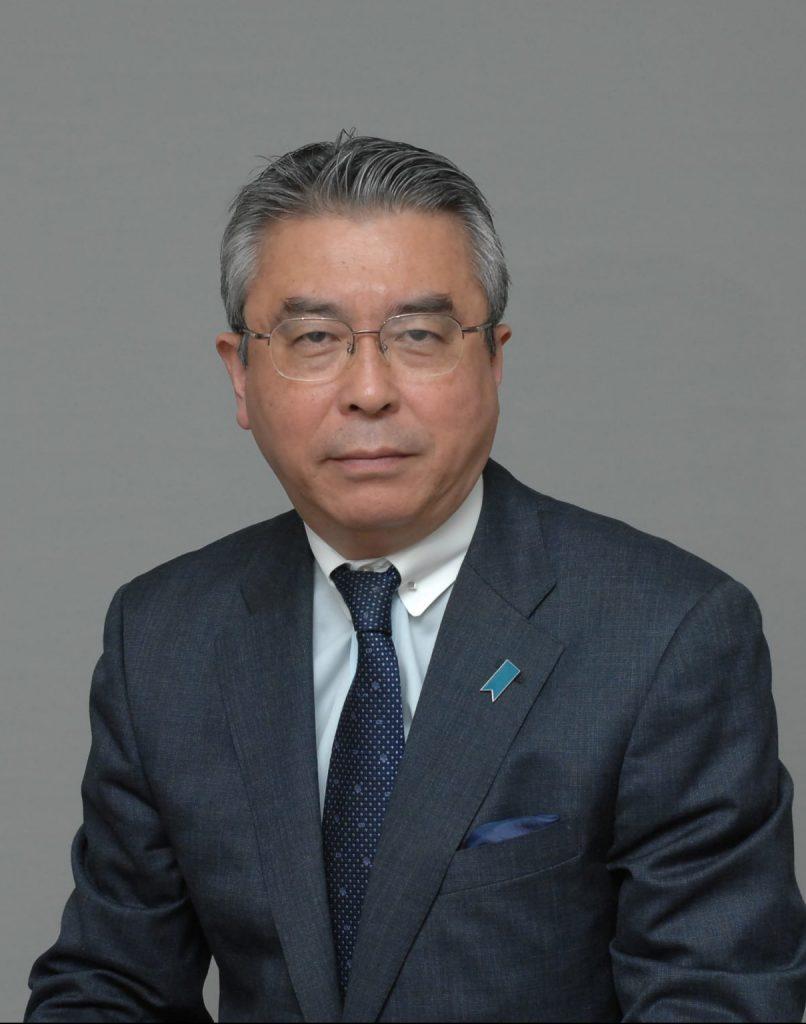 Ambassador Shinsuke Sugiyama
